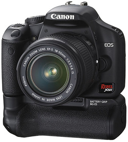 Canon EOS 450D (Rebel XSi), press release photo