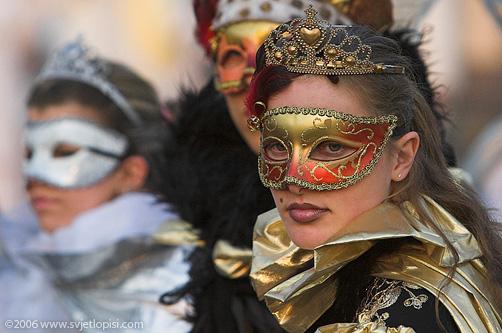 Maske by Vladimir Popović
